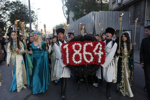 1864-protest